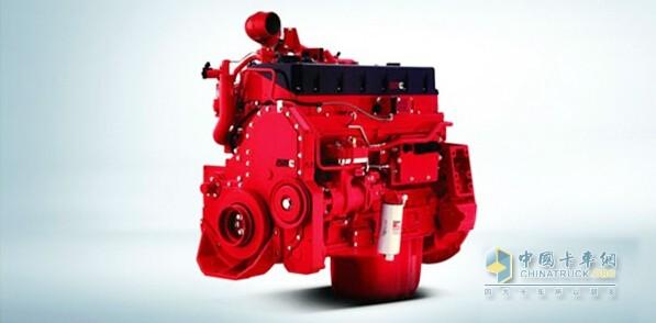 西安康明斯ISM11L发动机